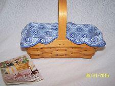 2000 Longaberger Classic Hoh Horizon Of Hope basket.combo.great shape