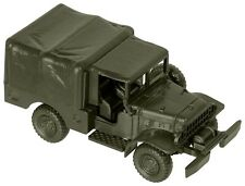 HO Scale ROCO 'Dodge 4x4 .75ton WC 52' minitanks KIT Item #5049