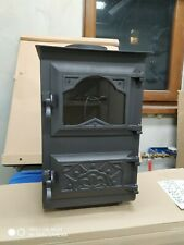 Small  Wood burning Stove 3kw for Campervan,Boat Narrowboat ,Shed