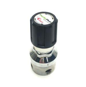 "Concoa 3044001-84-000 304 Series Gas Regulator Valve, 0-250PSI, 1/4""NPT, 316L SS"
