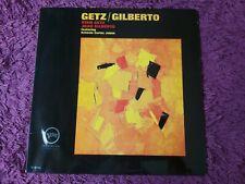 Stan Getz / João Gilberto Featuring Antonio Carlos Jobim Vinyl LP 1968 Spain