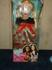 """Madame Alexander What A Doll 18"""" Play Doll, Blonde, Blue Eyes, 3+"""