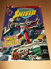 LEGEND OF THE SHIELD ( 3 ) SEPT 1991 IMPACT COMICS VERY FINE BUY 3 GET 1 FREE
