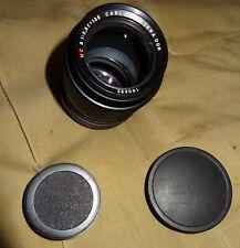 Vintage CARL ZEISS JENA MC S Sonnar 135mm 3.5 Telephoto Portrait Lens - M42 fit