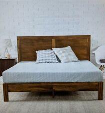 Zinus Vivek 12 Inch Deluxe Wood Platform Bed with Headboard / No Box Spring...