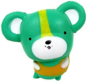 Nom!Nom!Nom! Squizzy Kawaii Squishies Green Mouse Squeeze Toy