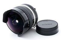 Nikon Ai-S Fisheye Nikkor 16mm F/2.8 MF AiS Lens Near Mint from Japan