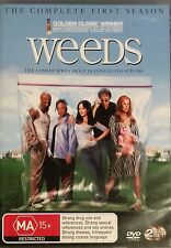 Weeds : Season 1 (DVD, 2007, 2-Disc Set)   Mary-Louise Parker