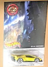 Hot Wheels Lamborghini Veneno Star Wars Real Rider, Limited Edition Hot Wheels