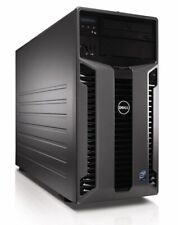 "Dell PowerEdge T610 Tower Server CTO 2x CPU Sockets 8x 3.5"" HDD Bay 6/iR 2x PSU"