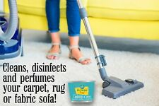 Carpet, Rug and Sofa Dry Cleaner - Sanitize and cleaning for your home