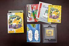 Game Boy Pocket Monsters Pokemon Yellow Pikachu Boxed Japan GameBoy GB game