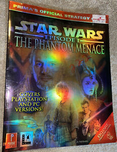 Star Wars Episode 1 - The Phantom Menace - Prima's Official Strategy Guide