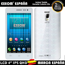"Telefono Movil 4"" Libre Dual Sim  4GB  IPS Dual Core Android 4.2 Smartphone"