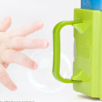 Bottle Cup Milk Holder Adjustable Safety Plastic Baby Toddler Juice Box Drin uW