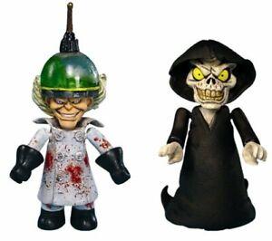Monster Mez-Itz Series II Grim Grimly Dr. Mezitstein Figures
