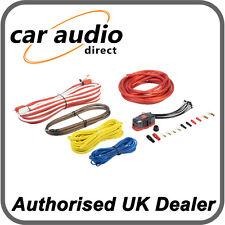 Vibe 8 AWG Gauge Slick 1500w AMP Ampilfier Bass Speaker Wiring Kit CL8AWKT-V7