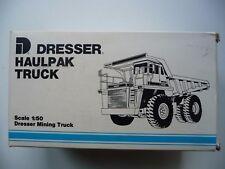 CONRAD 2722 Dresser Haulpak Mining Dump Truck 1:50 Scale MIB.