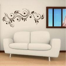 Modern Flower - Wall Sticker Removable wall decor Floral Wall Transfer FL6