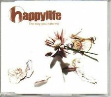 (AK471) Happylife, The Way You Hate Me - 2003 CD