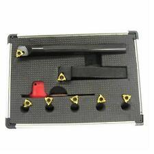 Coffret 2 outils filetage INTERIEUR EXTERIEUR section 20x20mm - pastille carbure