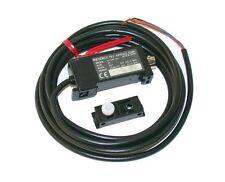 NEW KEYENCE FIBER OPTIC AMPLIFIER 12-24 VDC MODEL FS-62