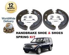 für LAND ROVER DISCOVERY 3 4 2004-2009 2.7 4.4 24V Hand Bremsbacke & Montagesatz