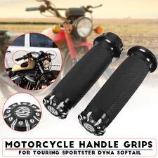 for Honda Suzuki Kawasaki Yamaha Pair 25mm Motorcycle Handlebar Hand Grips AU