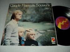 CLAUDE FRANCOIS RARE SECOND PRESSAGE DE 1980 SOUVENIR VOLUME 1