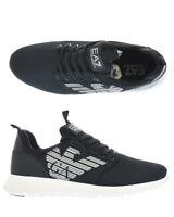Emporio Armani Ea7 Shoes Sneaker Man Black X8X007XCC02 2 Sz.7,5 MAKE OFFER