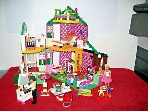 Lego Belville 7586 Traumhaus (11) mit sehr vielem zusätzlichem Zubehörteilen