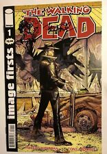Image Firsts: Walking Dead #1 Signed And Sketched By Tony Moore