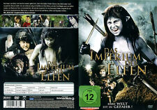 Das Imperium der Elfen, Ihre Welt ist in Gefahr!, Fantasy-Abenteuer, DVD