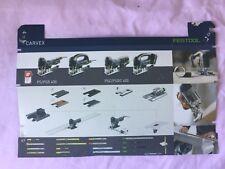 Festool PS 400 Puzzle Accessori