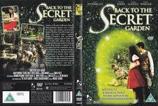 BACK TO THE SECRET GARDEN DVD NEW CHILDRENS FILM MOVIE