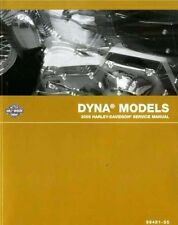 2005 Harley Dyna FXD Service Repair Shop Workshop Manual Book 99481-05