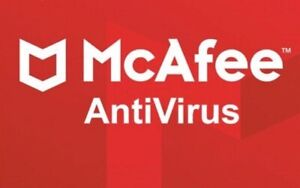Mcafee Antivirus 2021 - 1 Device for 1 Year (DLC - downloadable content)