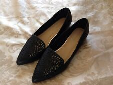 Monsoon Ladies Shoes UK Size 7 Brand New Leather Sole