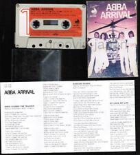 ABBA Arrival JAPAN CASSETTE DCP-1506 w/SLIP CASE(Different artwork)+INSERT FreeS