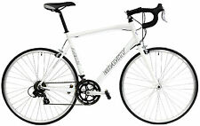 GRAVITY AVENUE A 55.5c  ROAD BIKE  ALUMINUM WHITE  NEW