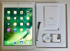 Apple iPad Air 128 GB, Wi-Fi + 4 G (Sbloccato), 9.7 in (ca. 24.64 cm), ARGENTO + extra