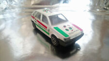 Burago Fiat Tipo / Italia 90' (1/43) Loose. Good Condition.