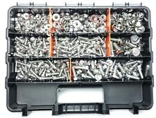 STAINLESS NUT & BOLT KIT 300pc SUIT MAZDA RX2,RX3,RX4,RX5,RX7,RX8,323,626,808