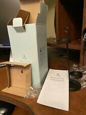 PartyLite Universal Tea Light Tree New In Box P1555 Silver Metal Never Used