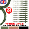32x lead clips for Carp Fishing End Tackle weight Quick Change Swivels Rig Tube