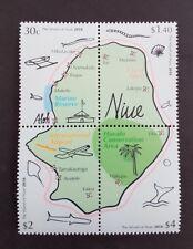 Niue: Satz von 2018 postfrisch