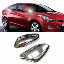 Chrome Side Mirror Cover Set LED Type For HYUNDAI 2011 - 2016 ELANTRA / AVANTE