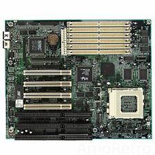 Acer socket 7 motherboard, ps/2 puertos, Intel HX chipset, para Intel Pentium