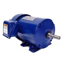 Teco-Westinghouse GH0024 Electric Motor, 2HP 1800RPM, 56 Frame 3-Phase 230/460V