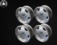 4x Leichtmetallfelge Aero Style 8x17 ET28 für Mercedes SL129 W170 W171 W203 NEU